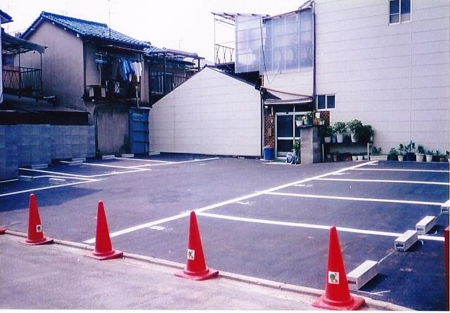 【大型可】京都駅前マスダガレージ№3
