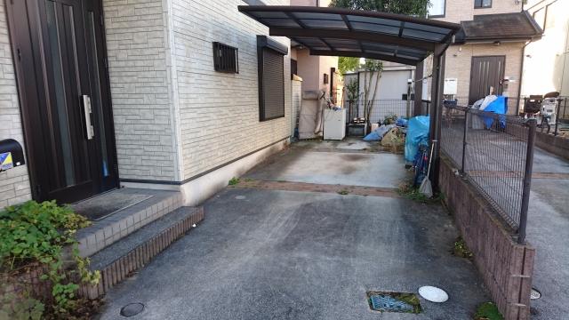 昭島大神2丁目駐車場