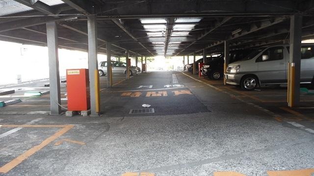 渡田営業所(1F) 月極駐車場