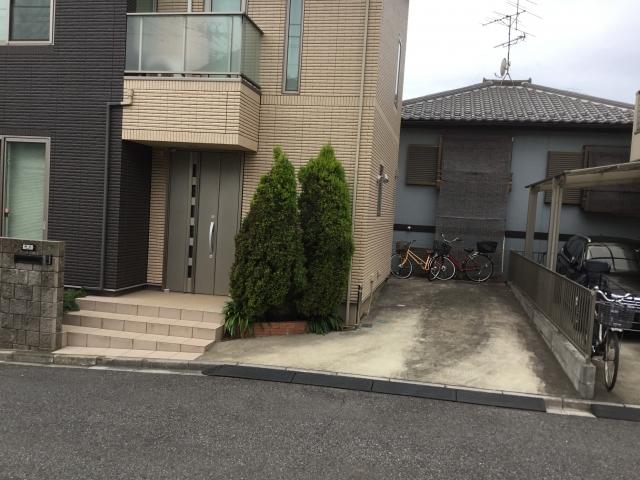 【ふなアリ目の前!】坪井西個人宅駐車場