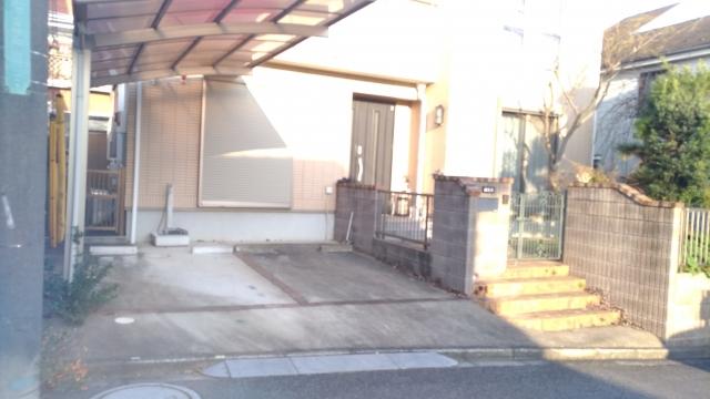 【軽専用・ふなアリ近く】松が丘5丁目駐車場 第1