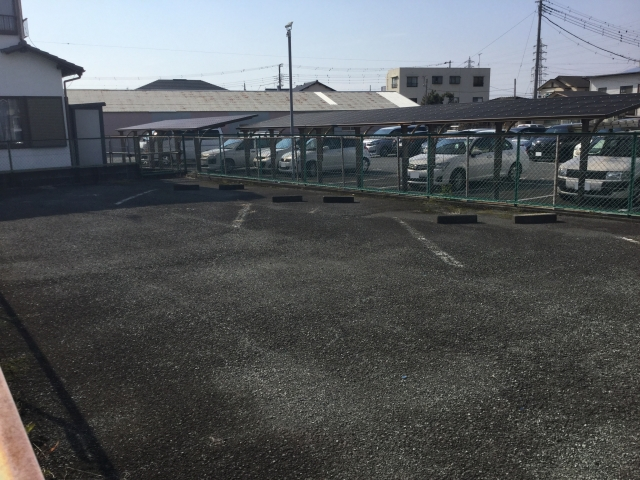 【軽自動車専用】多呂駐車場