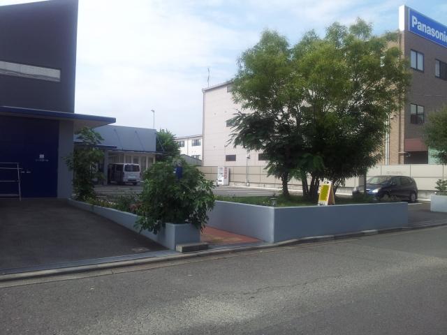 新羽町 第1駐車場