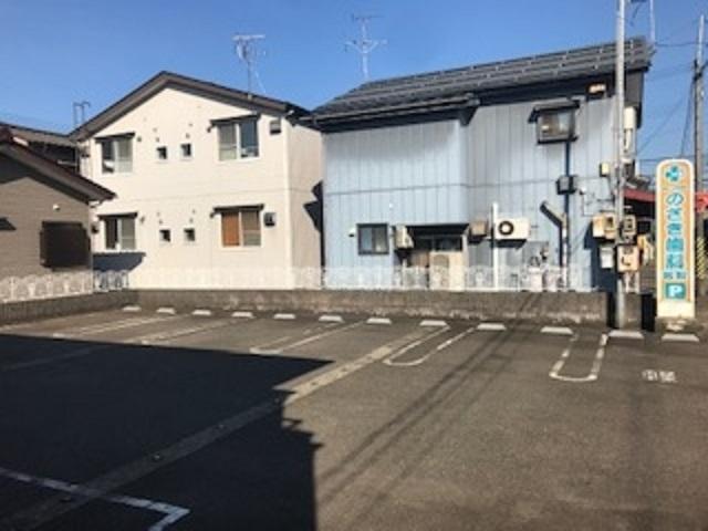 【長岡花火】下山5丁目駐車場