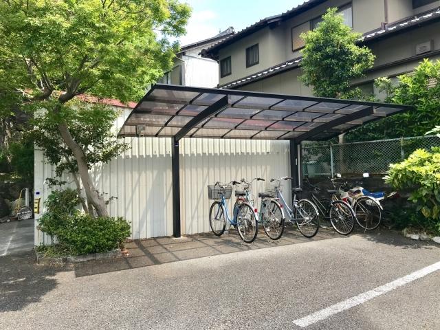 【バイク専用】愛知県尾張旭市 名古屋市守山区 駐輪場