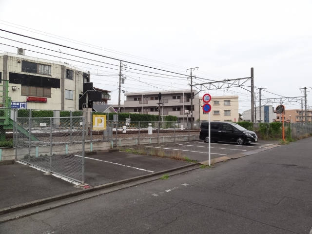 小作駅西口第二駐車場
