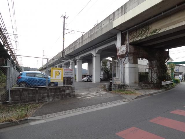 多摩川駐車場