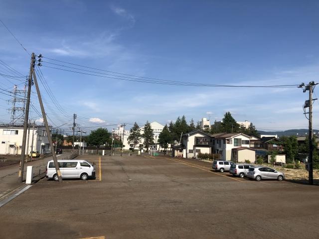 【長岡花火】NDK駐車場
