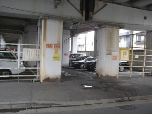 中山東第2駐車場