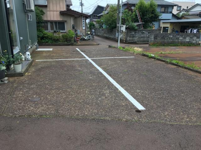 【長岡花火】フェニックス治療院駐車場