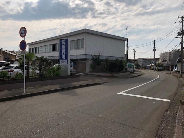【長岡花火】関整骨院駐車場