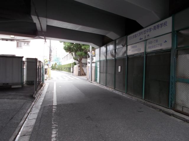 阿佐ヶ谷西3号駐車場(軽自動車)
