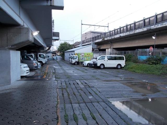 仲六郷第二駐車場