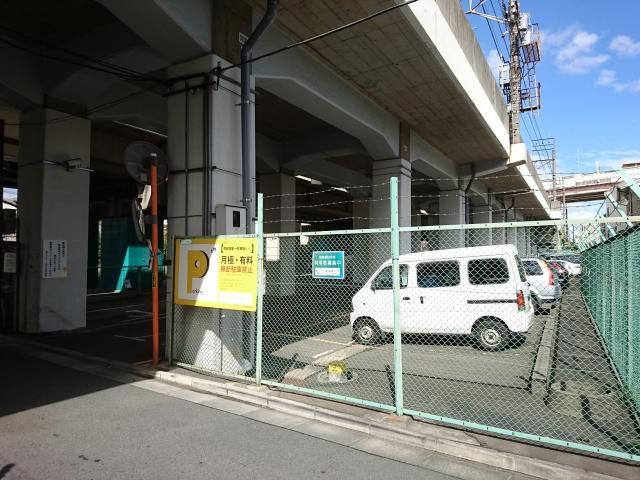 西綾瀬第2駐車場