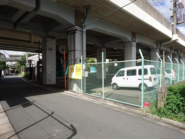 西綾瀬第一駐車場