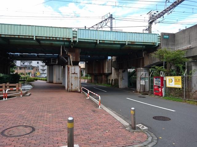 西綾瀬第3駐車場