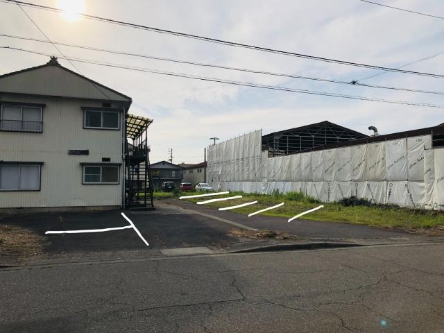 【長岡花火】西宮内駐車場