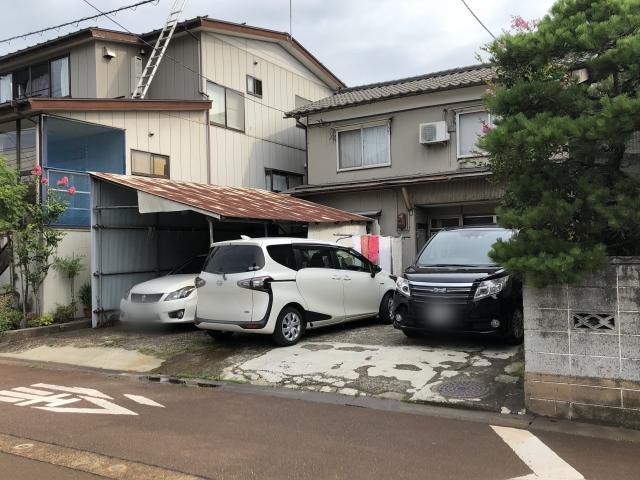 【長岡花火】北山第2パーキング
