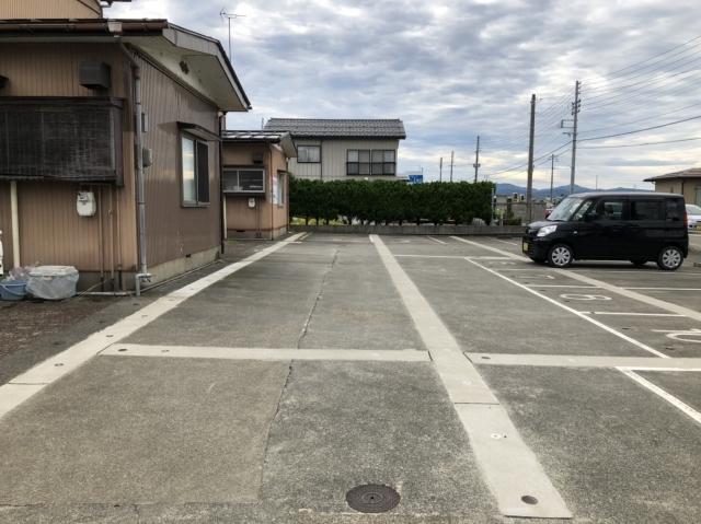 【長岡花火】希望ヶ丘南駐車場