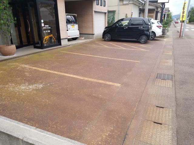 【長岡花火】ヘアーショップサクライ駐車場