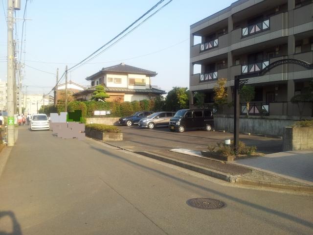 【普通車用】チェリーヒルズ新横浜北駐車場