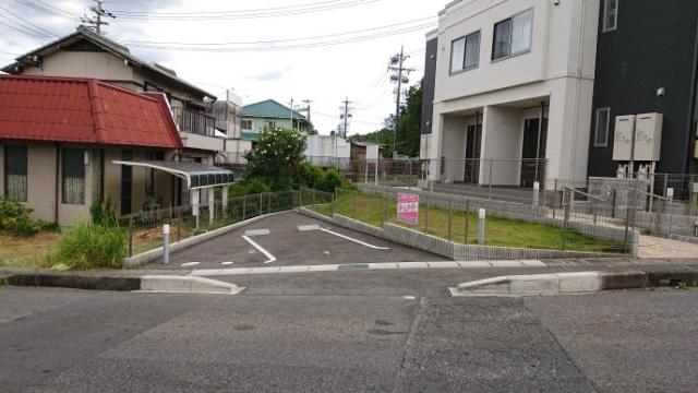 【瀬戸市中水野】クロスロード第1駐車場