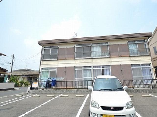 野菊荘駐車場