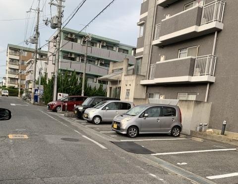 【軽専用】プライムヒルズ駐車場