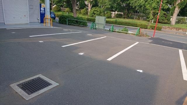 【臨時・味スタ近く!】株式会社陶和駐車場