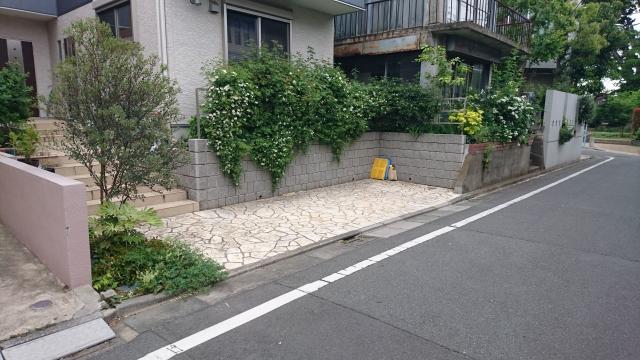 西荻窪エキチカ駐車場