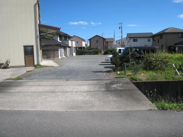 サーキット近隣駐車場