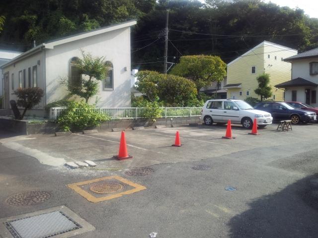 鎌倉市山ノ内 第1駐車場