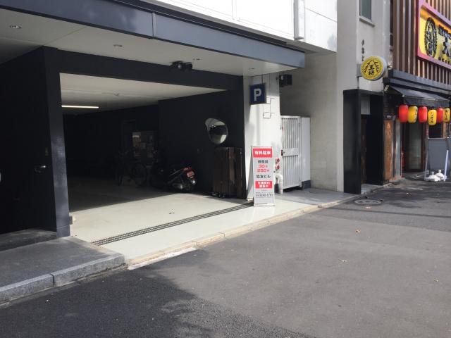 【車高1.6mまで】協友ビル駐車場
