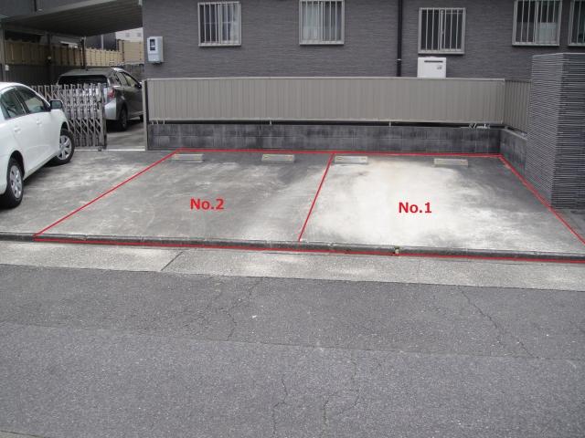 【ドーム徒歩4分】  清明山公園 南側駐車場