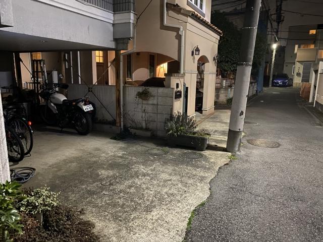 駒沢公園西口駐車場