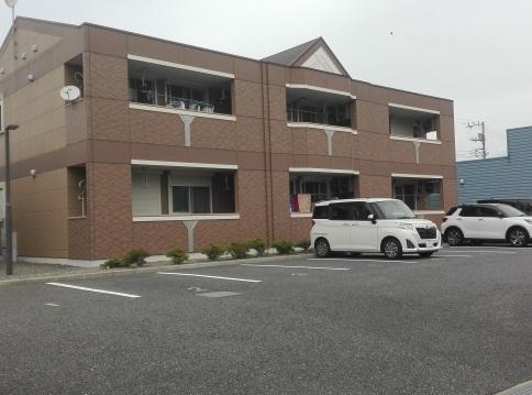 アパートサウスポイント駐車場