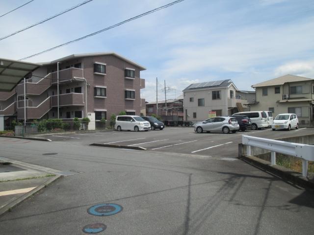 静岡ガス緑ヶ丘駐車場
