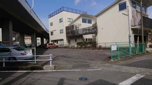 【箱根板橋 早川】  箱根ターンパイク B駐車場