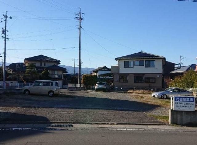 【軽自動車専用】塩尻大門七番町駐車場